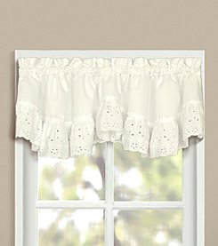 United Curtain Co. Vienna Window Valance