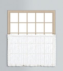 Windsor Window Tier  by United Curtain Co.