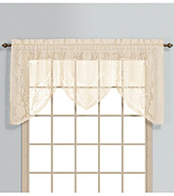 Windsor Window Swagger Topper by United Curtain Co.