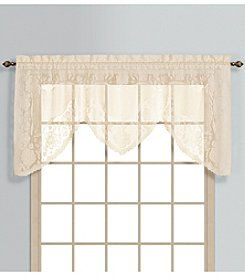 United Curtain Co. Windsor  Swagger Topper Valance