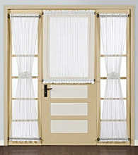 Batiste Door Panel by United Curtain Co.