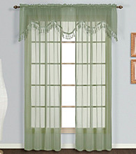 Monte Carlo Scalloped Valance by United Curtain Co.