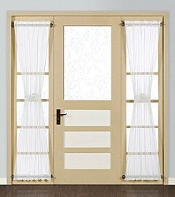 Monte Carlo Sidelight Panel by United Curtain Co.