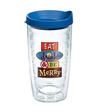 Tervis® Eat, Drink, Be Merry 16-oz. Tumbler