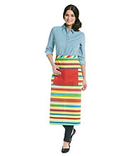Fiesta® Dinnerware Multi-Stripe Chef's Apron
