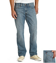 Levi's® Men's Aqua Indigo 514™ Straight Fit Jean