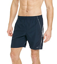 Nike® Men's Obsidian Navy Core Velocity Swim Shorts