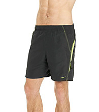Nike® Men's Black Core Velocity Swim Shorts