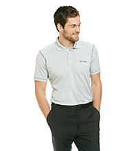 Columbia Men's Cool Grey Blasting Cool Polo