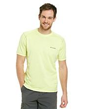 Columbia Men's Neon Light Green Blasting Cool Crew