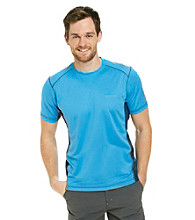 Columbia Men's Splash Blue Blasting Cool Crew