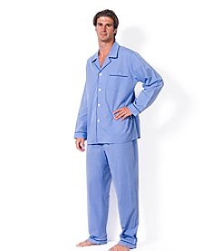 Majestic Men's Big & Tall 'Easy Care' Pajama Set