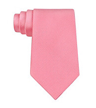 John Bartlett Statements Men's Pink Rib Stripe Fashion Tie
