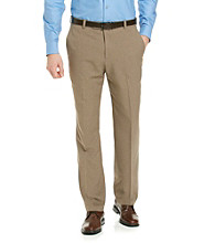 Kenneth Cole REACTION® Men's Straight Fit Vertical Texture Pant
