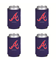 TNT Media Group 4-Pack Atlanta Braves Kan Kaddy