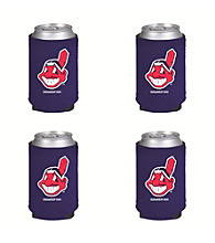 TNT Media Group 4-Pack Cleveland Indians Kan Kaddy