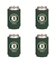 TNT Media Group 4-Pack Oakland Athletics Kan Kaddy