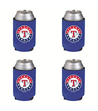 TNT Media Group 4-Pack Texas Rangers Kan Kaddy