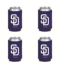 TNT Media Group 4-Pack San Diego Padres Kan Kaddy
