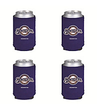 TNT Media Group 4-Pack Milwaukee Brewers Kan Kaddy