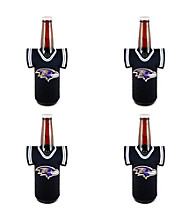 TNT Media Group 4-Pack Baltimore Ravens Bottle Jersey