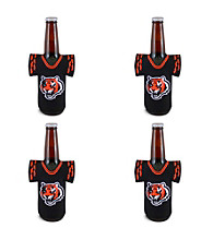 TNT Media Group 4-Pack Cincinnati Bengals Bottle Jersey