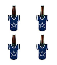 TNT Media Group 4-Pack Dallas Cowboys Bottle Jersey
