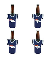 TNT Media Group 4-Pack Denver Broncos Bottle Jersey