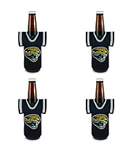 TNT Media Group 4-Pack Jacksonville Jaguars Bottle Jersey