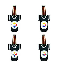 TNT Media Group 4-Pack Pittsburgh Steelers Bottle Jersey