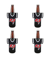 TNT Media Group 4-Pack Tampa Bay Buccaneers Bottle Jersey