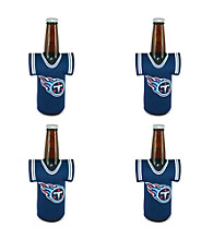 TNT Media Group 4-Pack Tennessee Titans Bottle Jersey