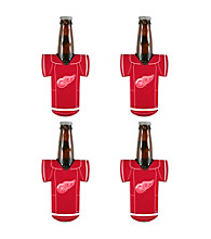 TNT Media Group 4-Pack Detroit Red Wings Bottle Jersey