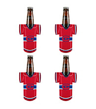 TNT Media Group 4-Pack Montreal Canadians Bottle Jersey