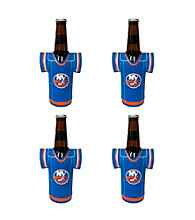 TNT Media Group 4-Pack New York Islanders Bottle Jersey
