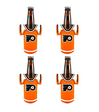 TNT Media Group 4-Pack Philadelphia Flyers Bottle Jersey