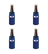 TNT Media Group 4-Pack Dallas Mavericks Bottle Jersey