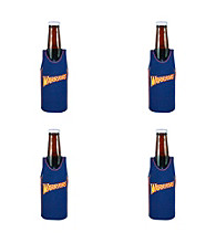 TNT Media Group 4-Pack Golden State Warriors Bottle Jersey
