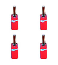 TNT Media Group 4-Pack Los Angeles Clippers Bottle Jersey