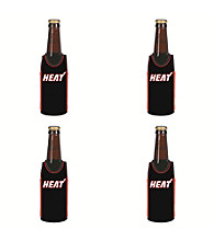 TNT Media Group 4-Pack Miami Heat Bottle Jersey