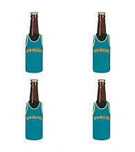 TNT Media Group 4-Pack New Orleans Hornets Bottle Jersey