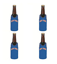 TNT Media Group 4-Pack New York Knicks Bottle Jersey