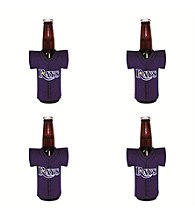 TNT Media Group 4-Pack Tampa Bay Rays Bottle Jersey