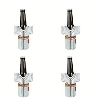 TNT Media Group 4-Pack Houston Astros Bottle Jersey