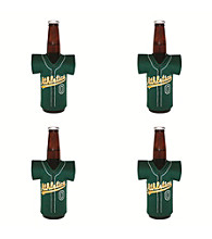 TNT Media Group 4-Pack Oakland Athletics Bottle Jersey