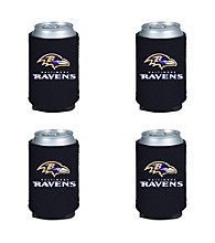 TNT Media Group 4-Pack Baltimore Ravens Kan Kaddy