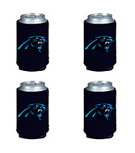 TNT Media Group 4-Pack Carolina Panthers Kan Kaddy