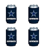 TNT Media Group 4-Pack Dallas Cowboys Kan Kaddy