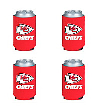 TNT Media Group 4-Pack Kansas City Chiefs Kan Kaddy
