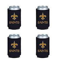 TNT Media Group 4-Pack New Orleans Saints Kan Kaddy